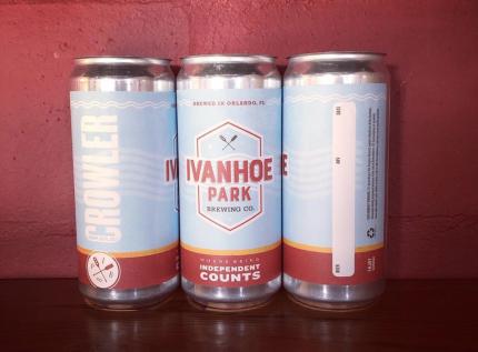 Ivanhoe park brewing